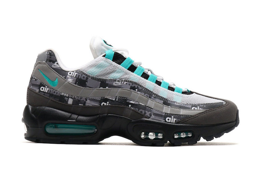 atmos Nike Air Max 95 Jade We Love Nike