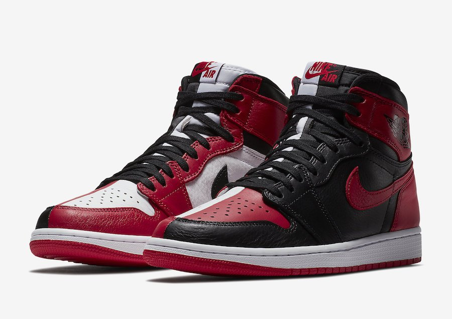 5cf8dee117b Air Jordan 1 Chicago Homage to Home Release Date | SneakerFiles