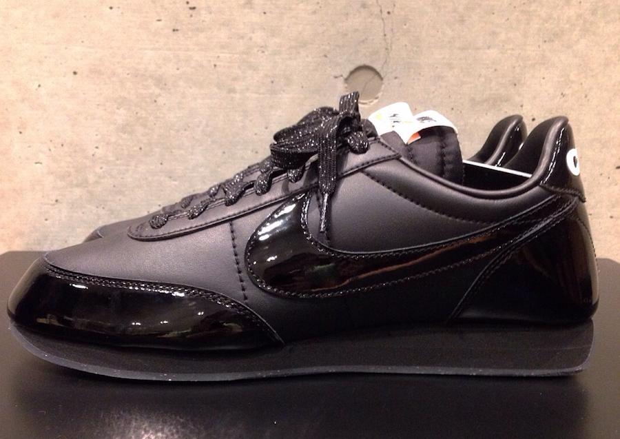 COMME des GARCONS Black Nike Night Track