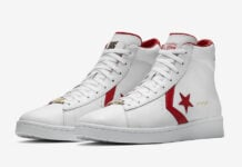2fa070b24f04 Dr. J s Converse Pro Leather  The Scoop  Release Date