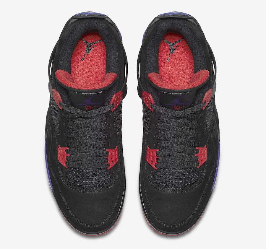 Drake Air Jordan 4 Raptors