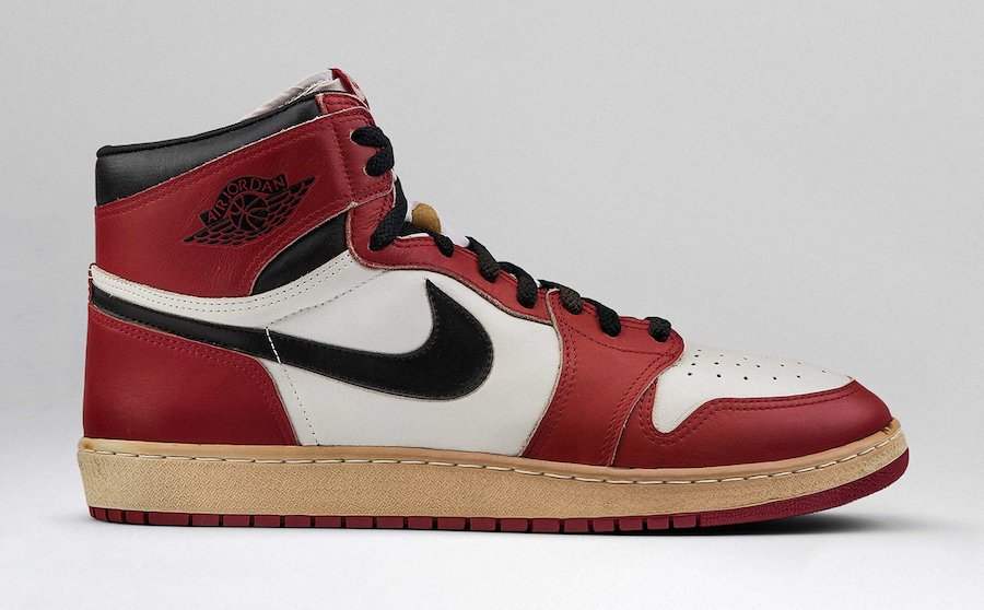 Homage to Home Air Jordan 1