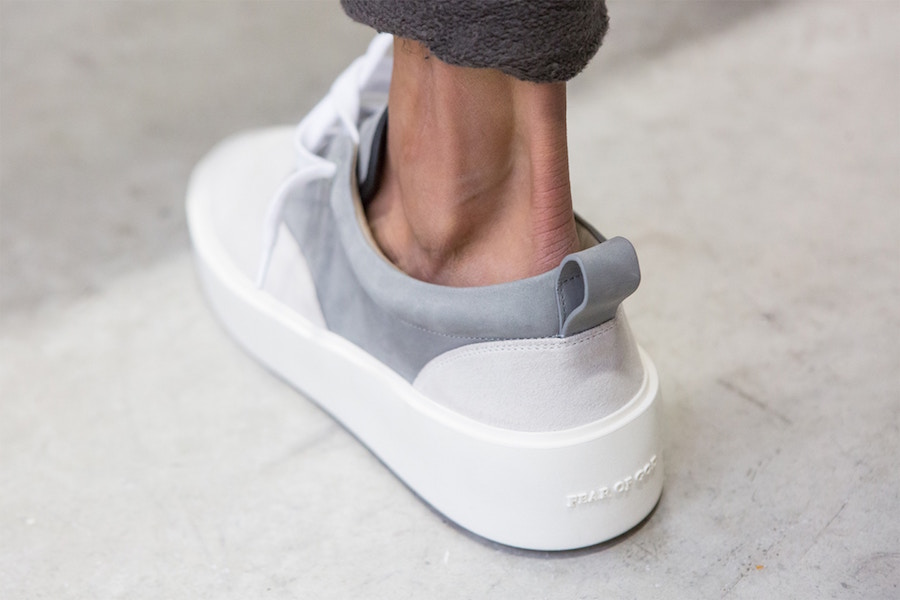 Jerry Lorenzo Fear of God 101 Sneaker