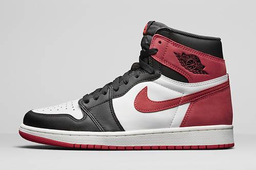 Jordan 1 Track Red