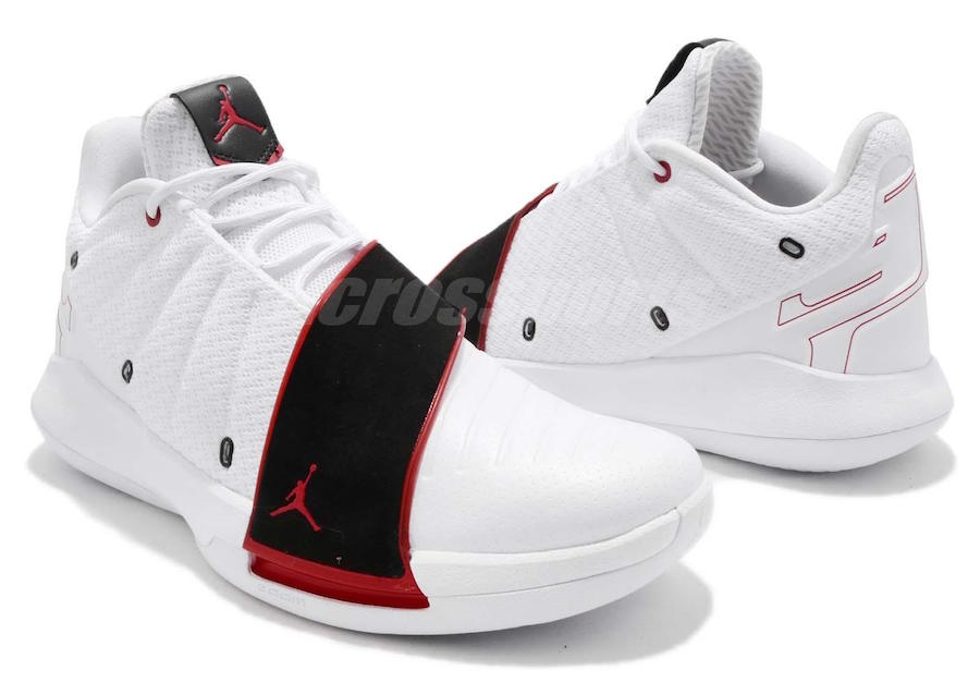 Jordan Cp Shoes White