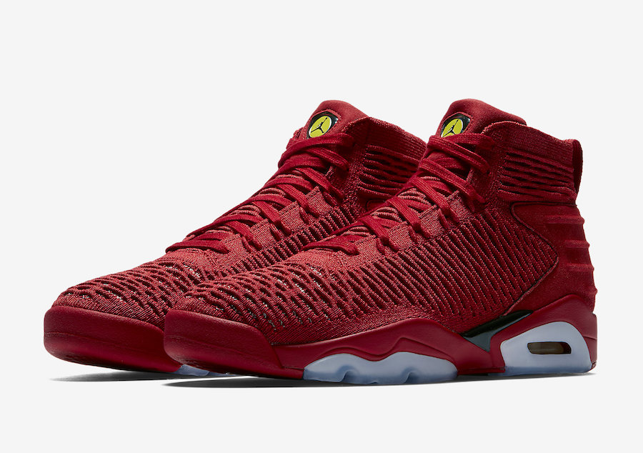 82f5146b12f723 Jordan Flyknit Elevation 23 University Red AJ8207-601
