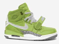 Jordan Legacy 312 Ghost Green Release Date