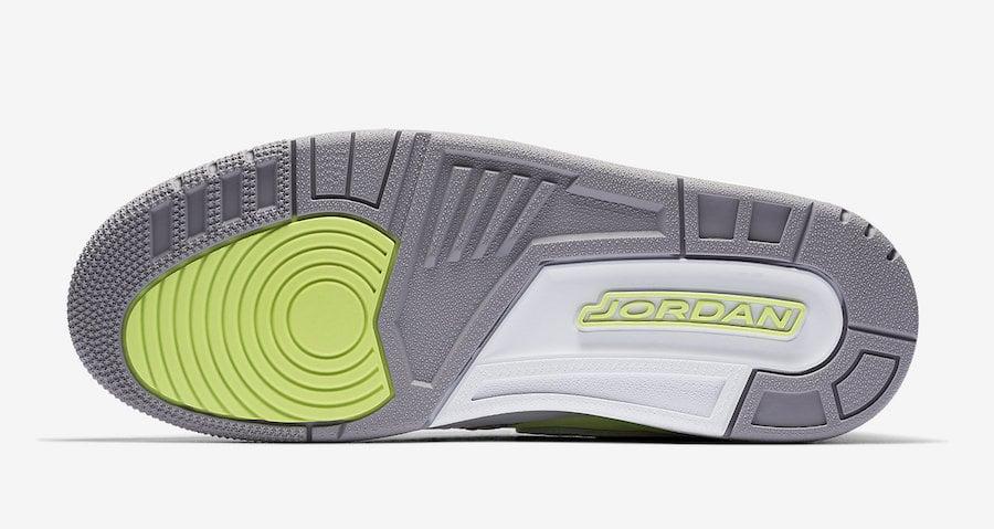 Jordan Legacy 312 Ghost Green White Tech Grey AQ4160-301