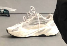Kanye West adidas Yeezy Boost Wave Runner
