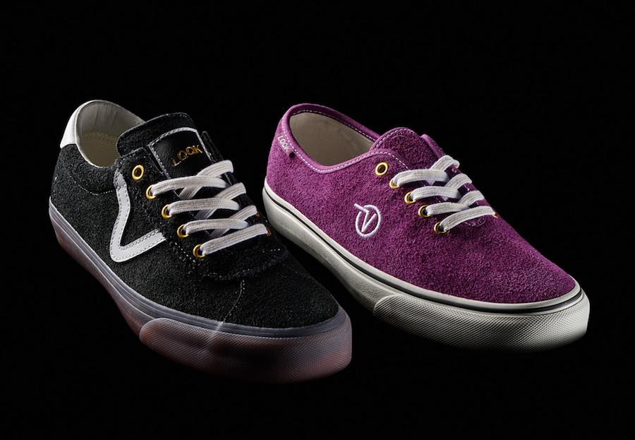 LQQK Studio Vans Vault Collection