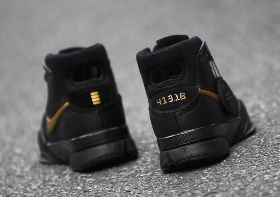 1610284efa8e Nike Kobe 1 Protro Mamba Day AQ2728-002 Release Date