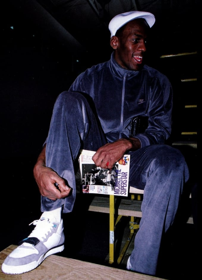 Michael Jordan Nike Air Trainer 1