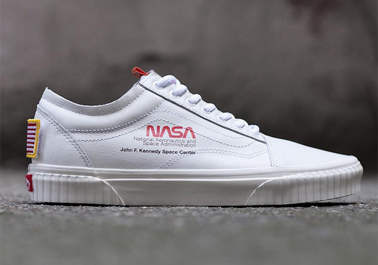 NASA Vans Old Skool Release Date