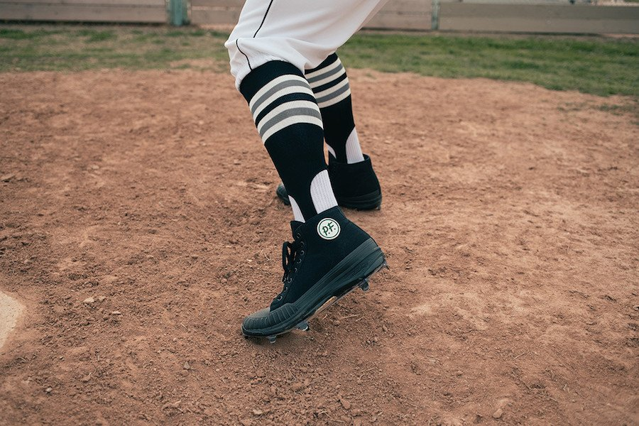 New Balance X Pf Flyers The Sandlot Collection Sneakerfiles