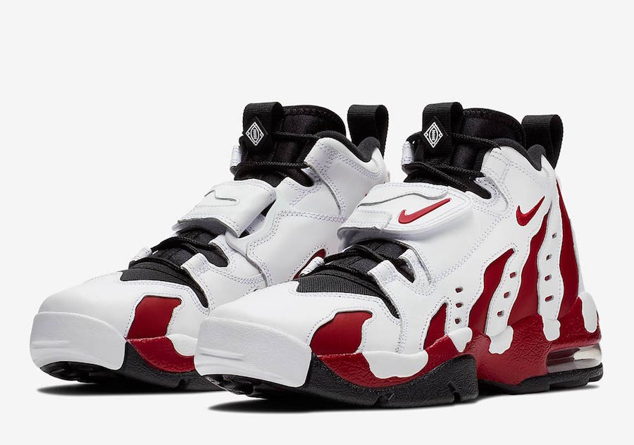 Nike Air DT Max 96 Varsity Red 316408-161