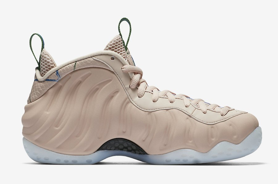 Nike Air Foamposite One Particle Beige AA3963-200 Release Date