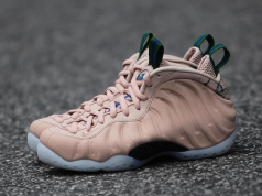 Nike Air Foamposite One Particle Beige Aloe Verde AA3963-200