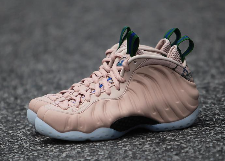 d9c38a566c0 Nike Air Foamposite One Particle Beige Aloe Verde AA3963-200