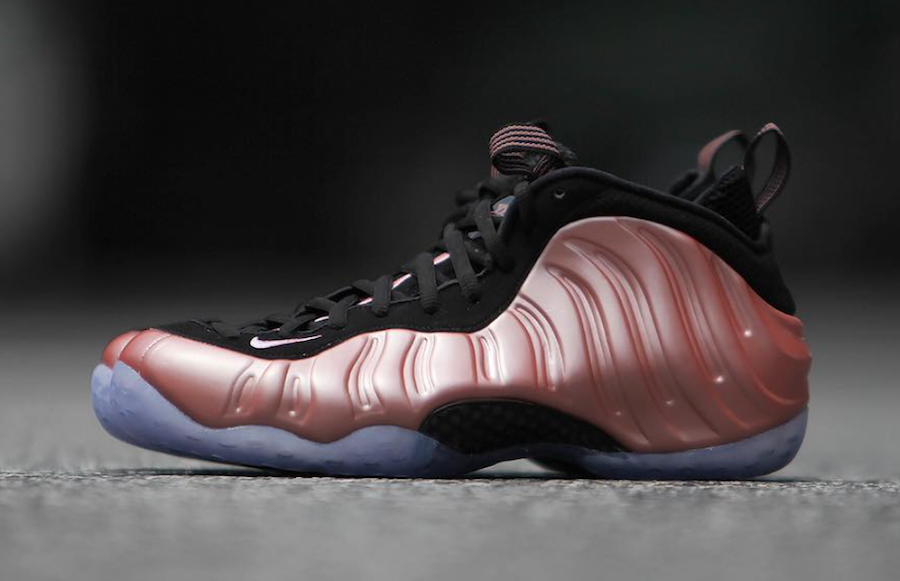 finest selection 774c3 f34cf ... australia nike air foamposite one rose rust pink release date a7307  e7a8f