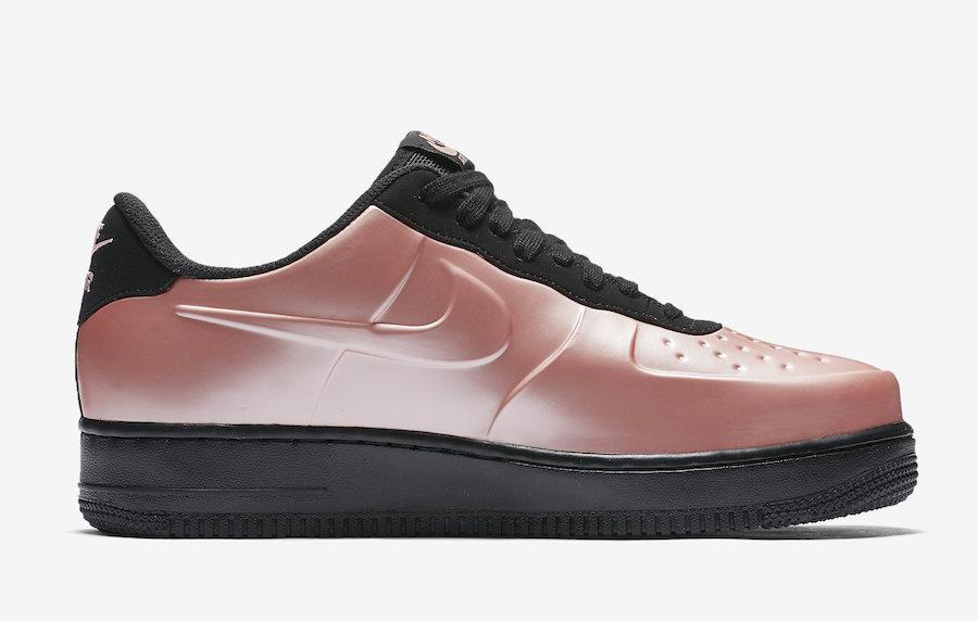 Nike Air Force 1 Foamposite Coral Stardust AJ3664-600