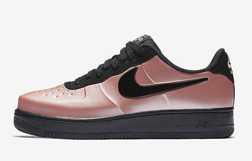Nike Air Force 1 Foamposite Coral Stardust