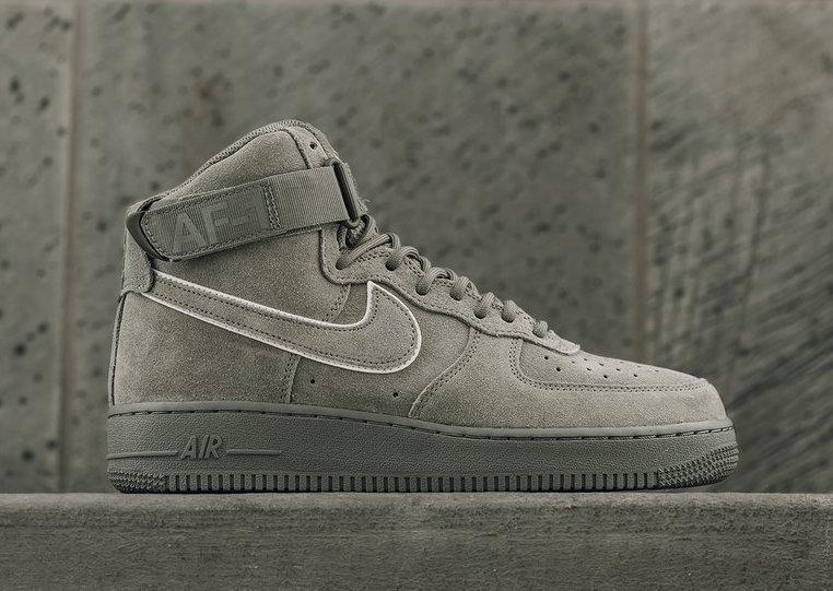 Nike Air Force 1 High Dark Stucco AA1118-002   SneakerFiles