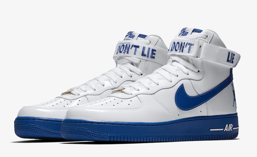 Nike Air Force 1 High Sheed Rude Awakening Rasheed Wallace