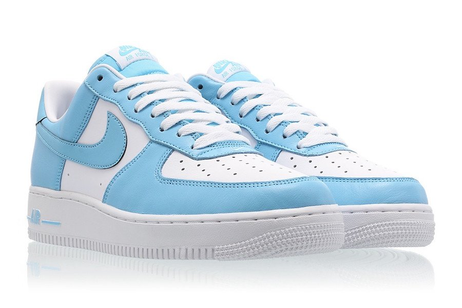 Nike Air Force 1 Low Blue Gale AQ4134-400