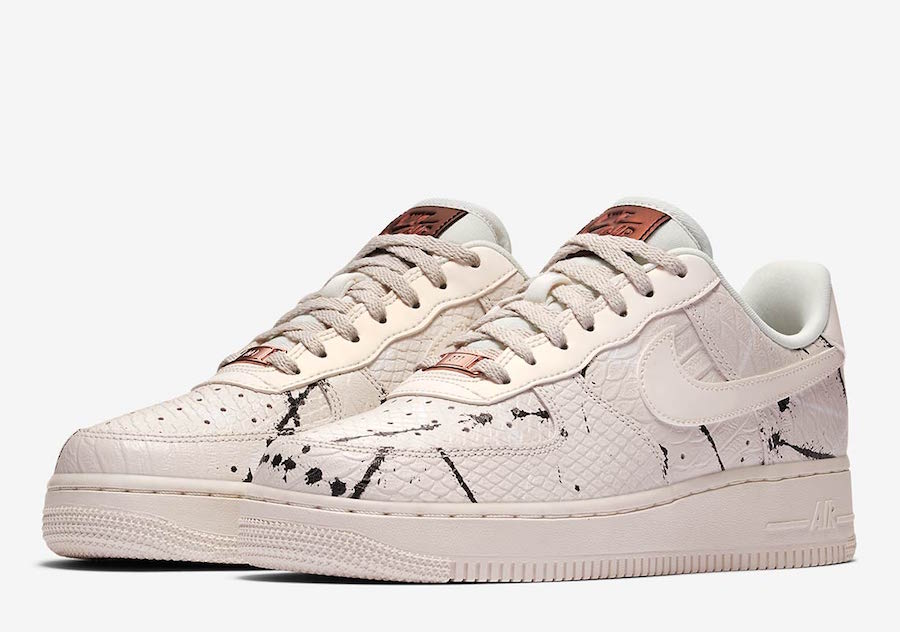Nike Air Force 1 Low Phantom Snakeskin 898889-007