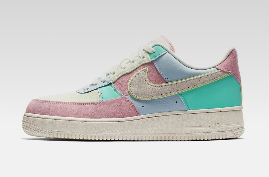 Nike Air Force 1 Low Easter Egg Release Details