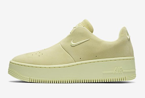 Nike Air Force 1 Sage Luminous Green
