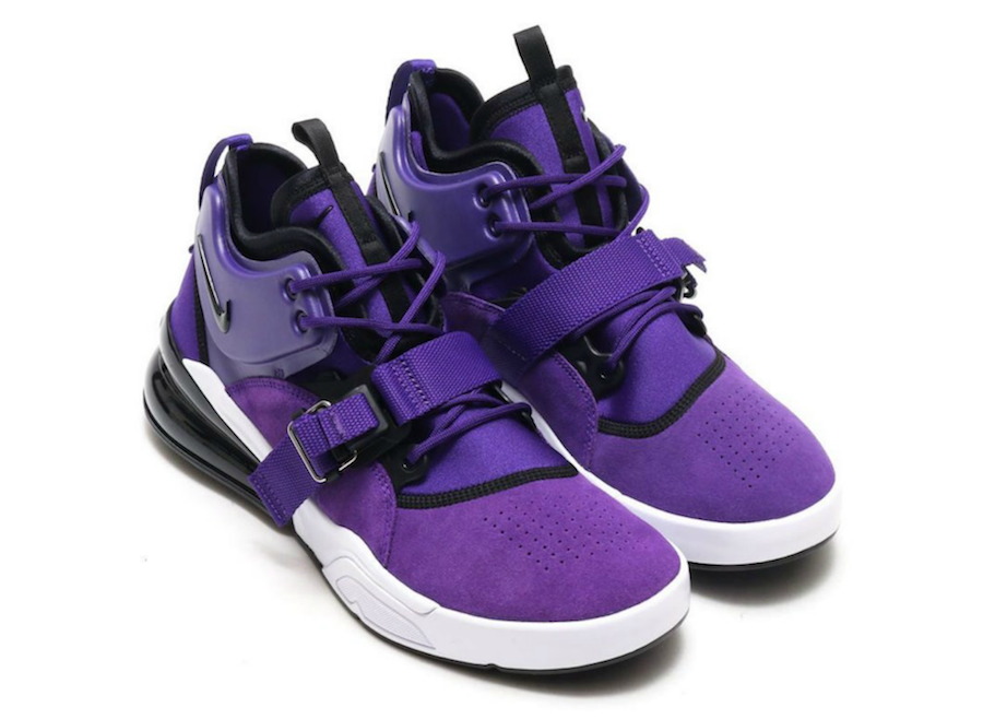 Nike Air Force 270 'Court Purple' Also Releasing