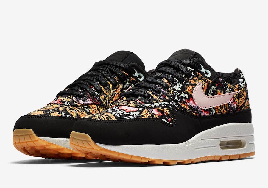 Nike Air Max 1 Floral 633737 003 Release Date | SneakerFiles