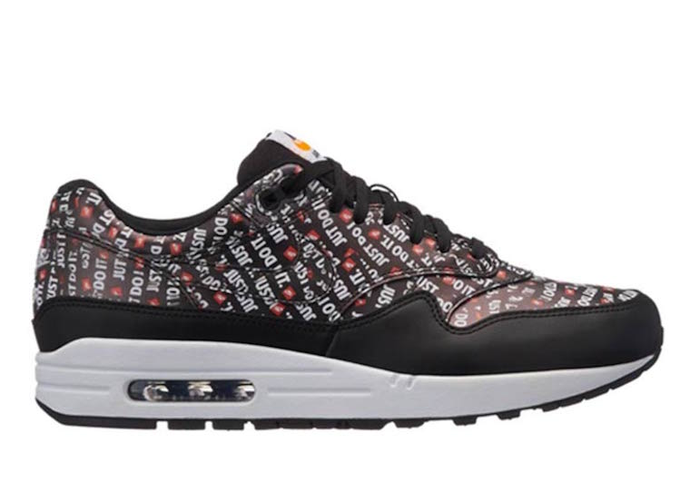 Nike Air Max 1 Just Do It 875844-009