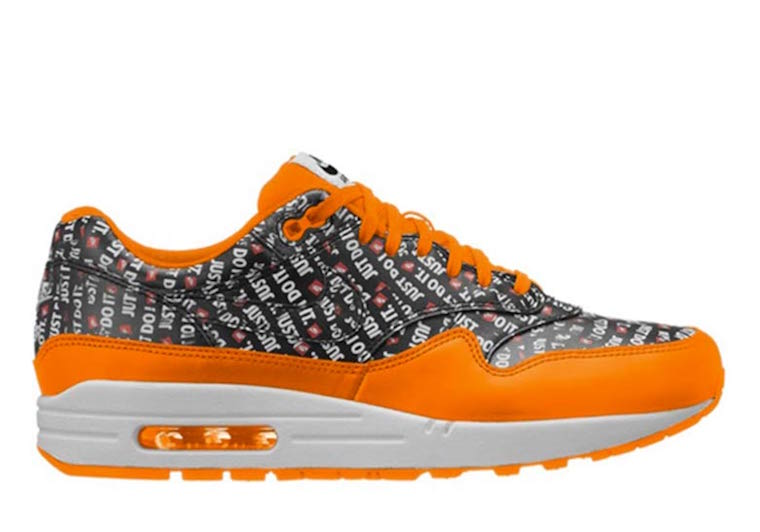 Nike Air Max 1 Added to the 'Just Do It' Collection