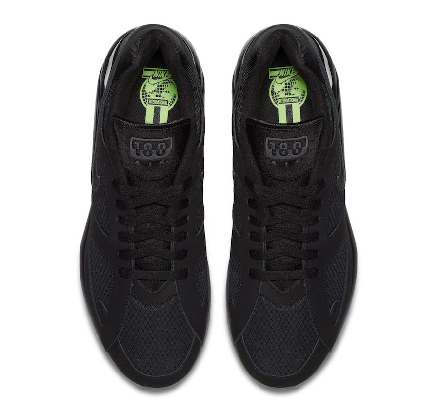 Nike Air Max 180 Black Volt Release Date