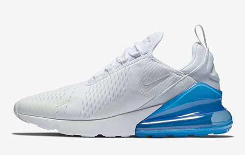 Nike Air Max 270 White Photo Blue