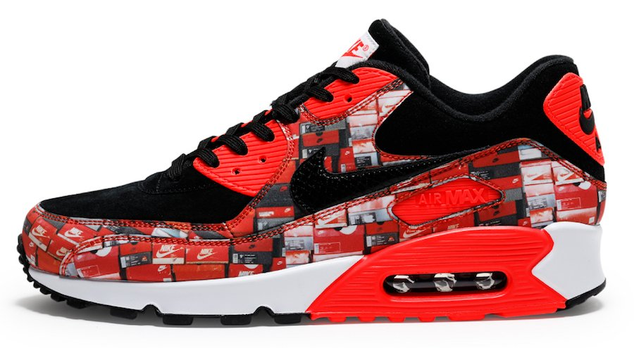 Nike Air Max 90 atmos We Love Nike Pack