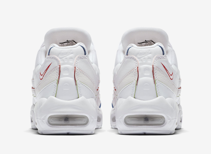 fd2bfac17a Nike Air Max 95 AQ4138-100 Release Details