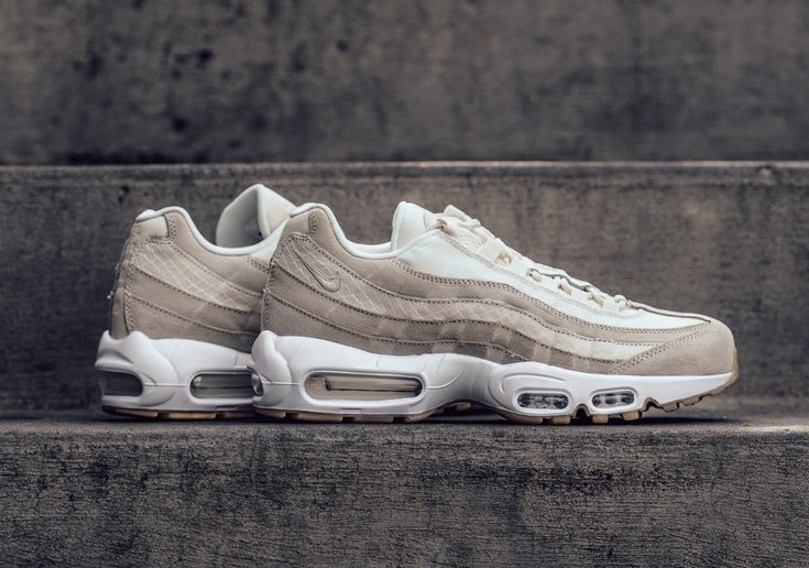 factory price f50d9 f03f0 Nike Air Max 95 Desert Sand 538416-102 | SneakerFiles
