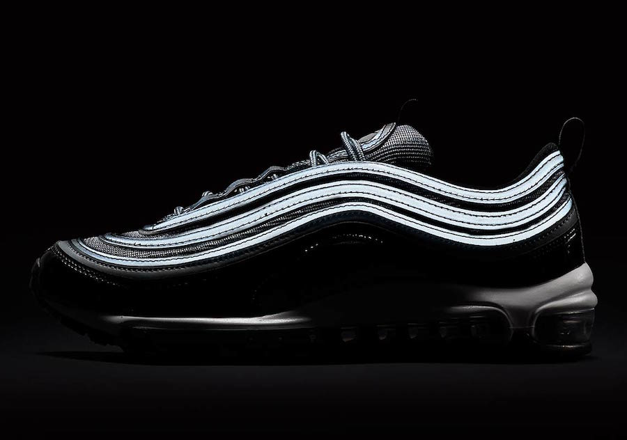 Nike Air Max 97 Black Patent Leather 921826-010