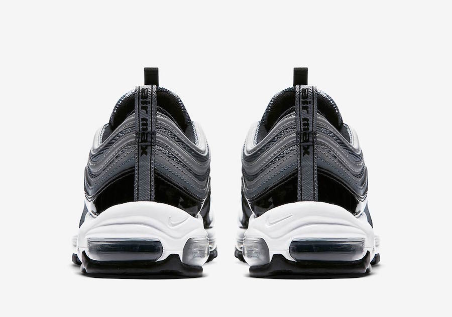 newest collection dc5f3 c63df ... norway nike air max 97 black patent leather 921826 010 0fb2d 36b8e