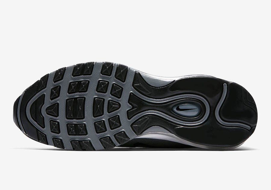 Nike Air Max 97 Black Patent Leather 921826-010