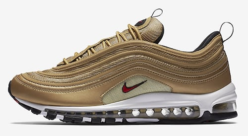 Nike Air Max 97 OG Metallic Gold