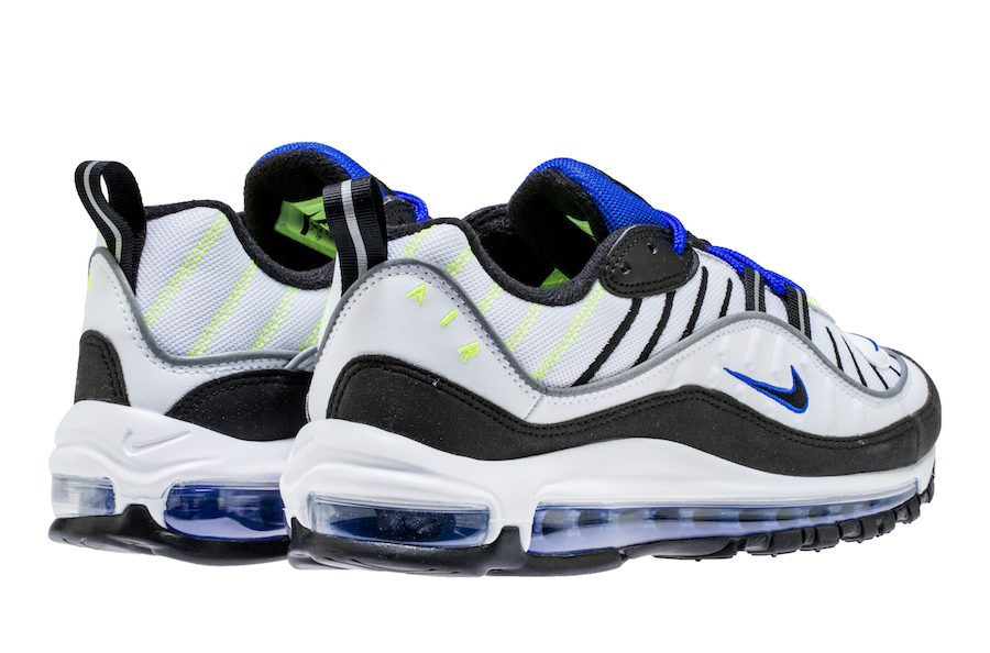 Nike Air Max 98 Racer Blue 640744-103​