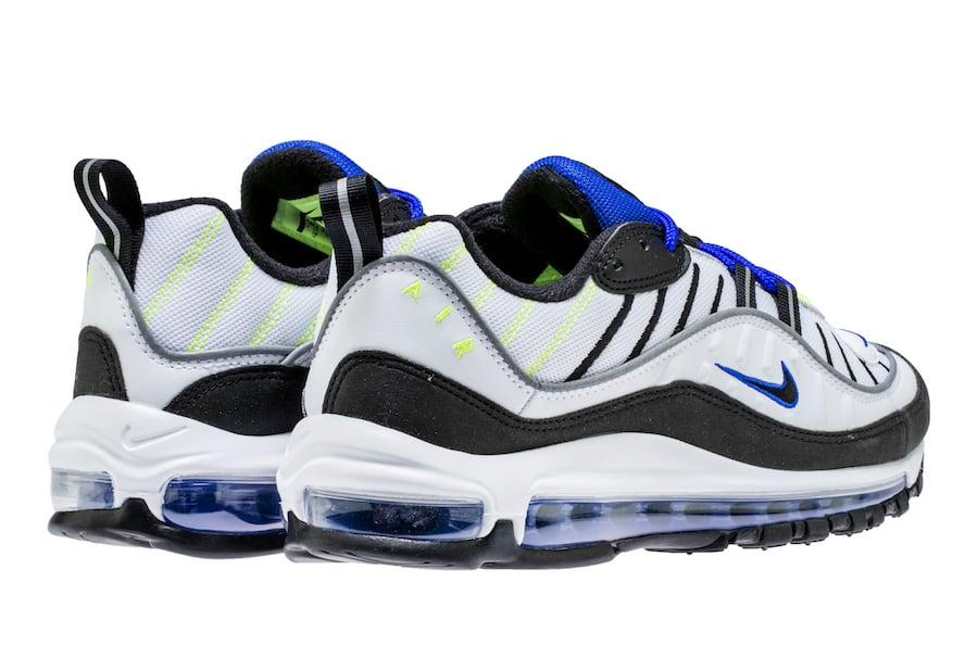 Nike Air Max 98 Racer Blue 640744-103