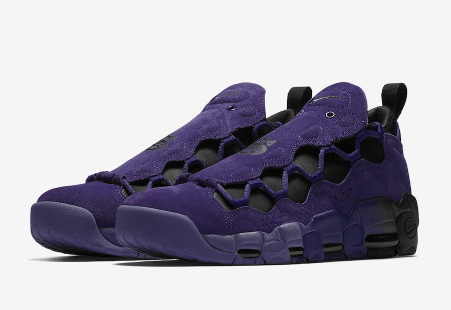 Nike Air More Money Court Purple AQ2177-500
