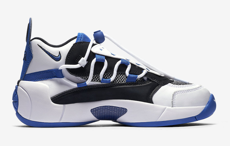 Nike Air Swoopes 2 Game Royal 917592-101