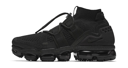 Nike Air VaporMax Flyknit Utility Triple Black