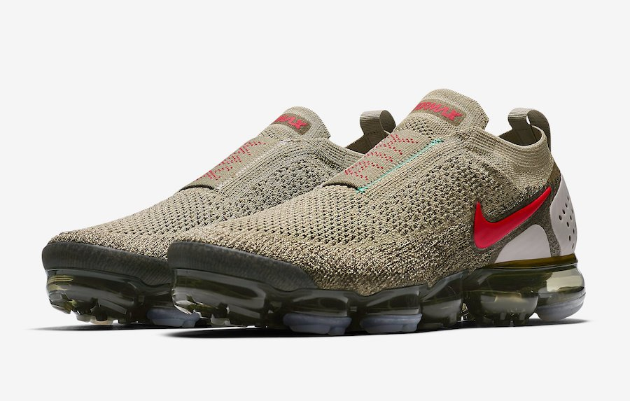 Nike Air VaporMax Moc 2 Neutral Olive AH7006-200